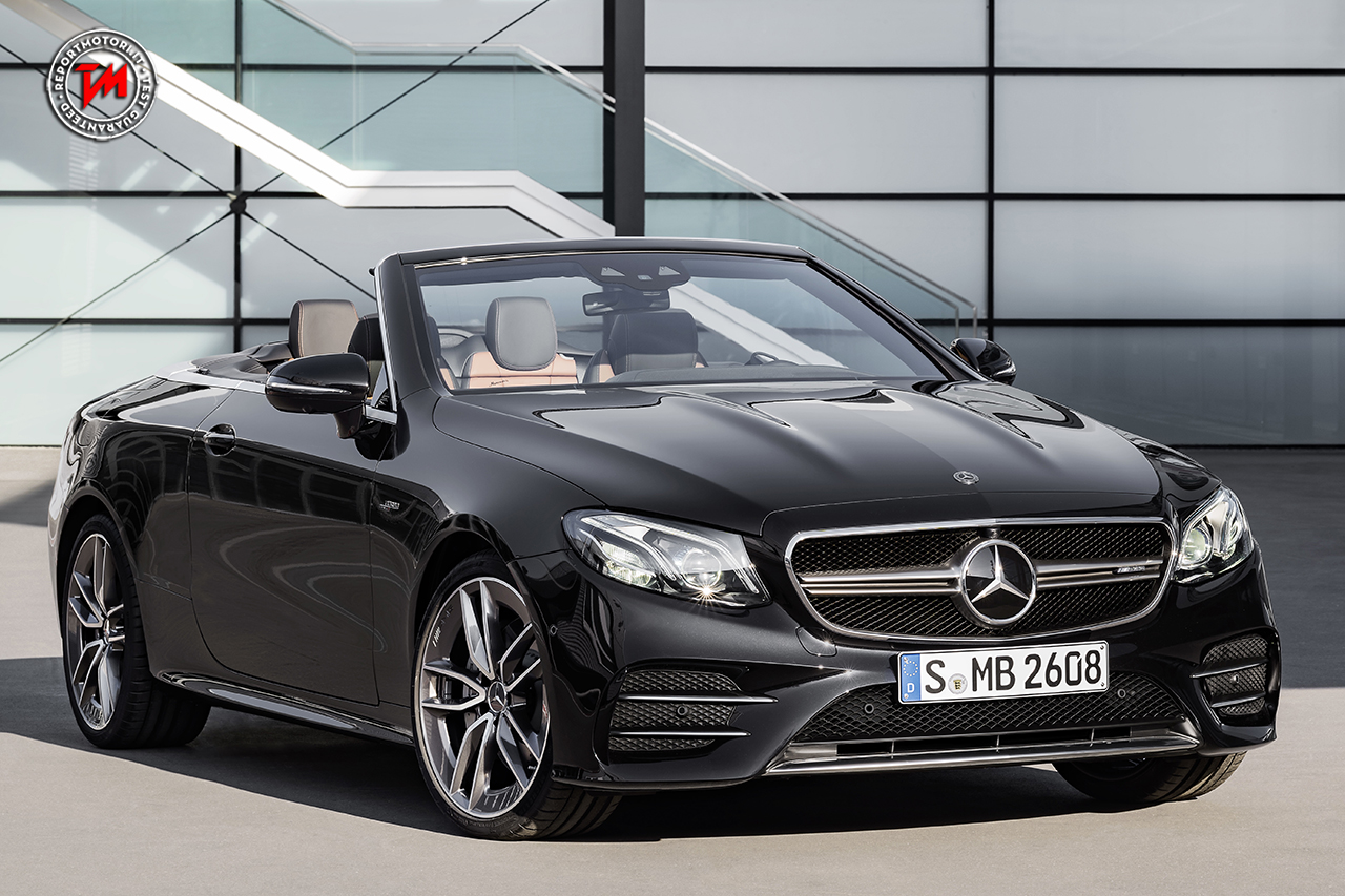 nuove mercedes amg e 53 4matic coup e cabriolet. Black Bedroom Furniture Sets. Home Design Ideas