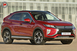 Sbarca in Italia la nuova Mitsubishi Eclipse Cross