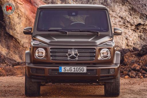 Nuova Mercedes-Benz Classe G