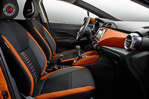 Impianto audio Bose Personal sulla nuova Nissan Micra