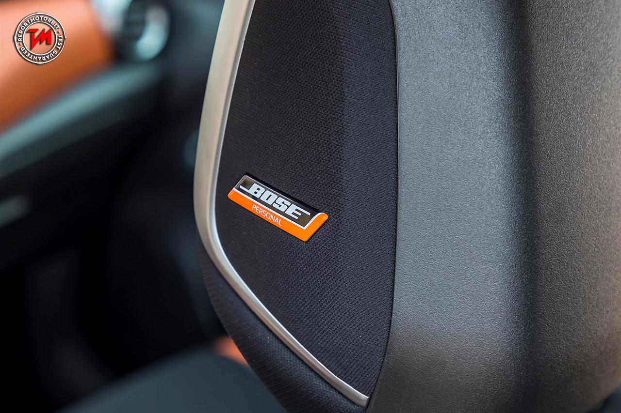 Impianto audio bose personal sulla nuova nissan micra - Impianto stereo per casa bose ...