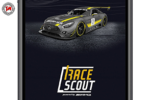 Race Scout la nuova app per piloti firmata Mercedes-Benz!