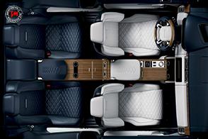 Range Rover SV Coupé Limited Edition: anteprima mondiale al Salone di Ginevra