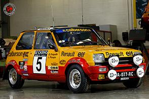 Al Rally Montecarlo Storico pronte le Renault 5 Alpine Gruppo 2