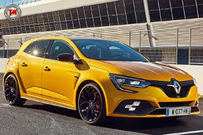 Quattro ruote sterzanti e due configurazioni di telaio per la nuova Renault Megane RS