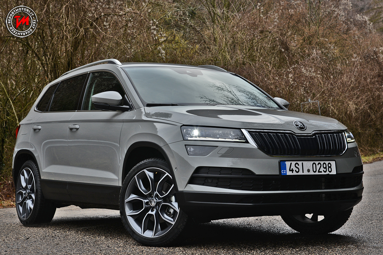 compatto e sicuro il nuovo skoda karoq conquista per la sua tecnologia. Black Bedroom Furniture Sets. Home Design Ideas