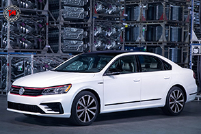 Punta alle massime prestazioni, la potente Volkswagen Passat GT