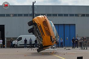 Nei test Euro NCAP, la Volvo XC60 vince il premio Best in Class 2017