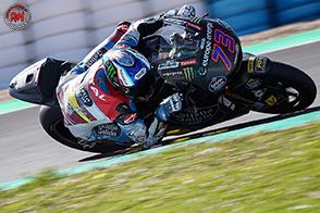 Conclusi ad Jerez i test precampionato della Moto2: Marquez il più veloce!
