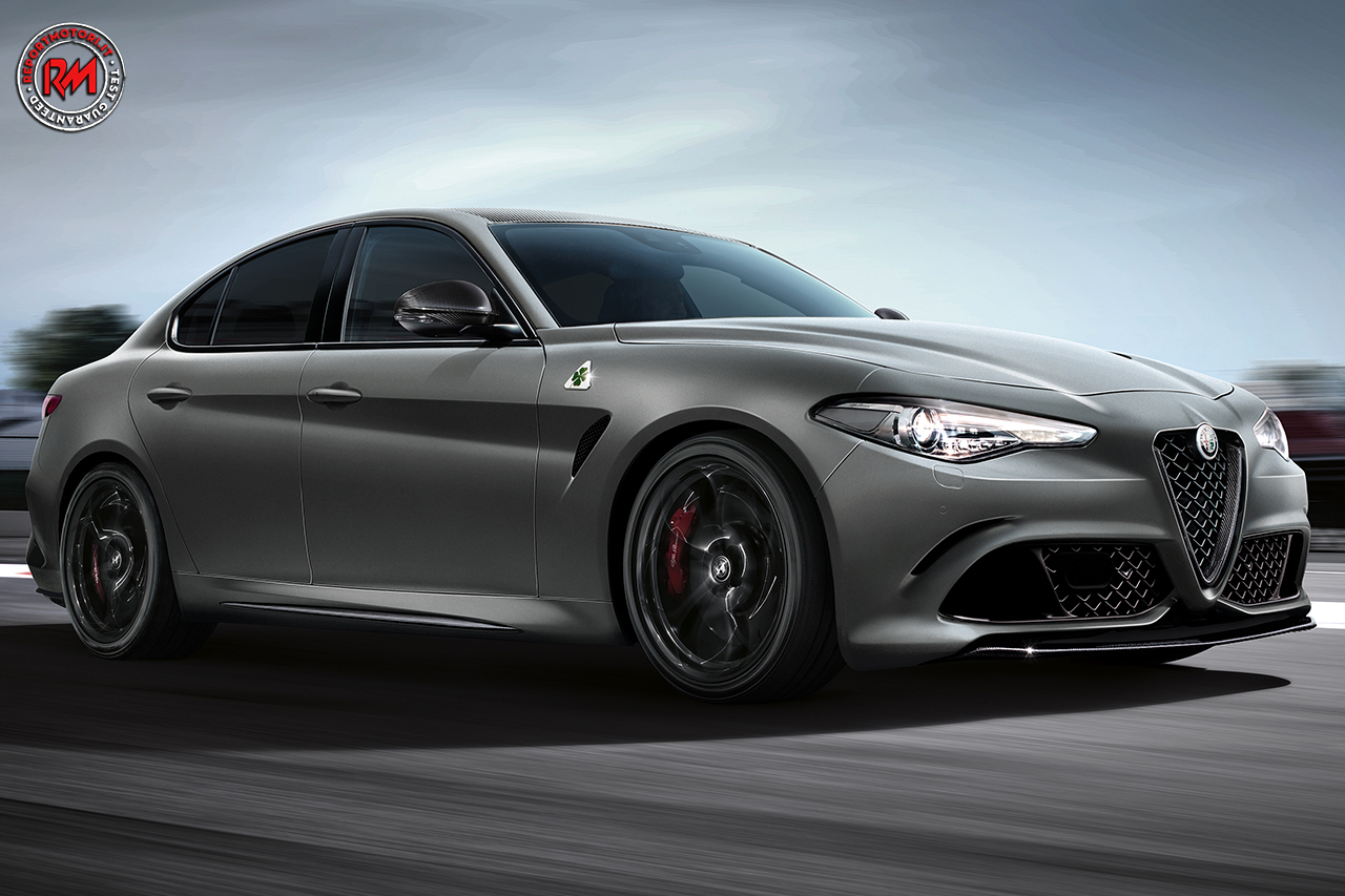 alfa romeo giulia quadrifoglio nurburgring edition. Black Bedroom Furniture Sets. Home Design Ideas