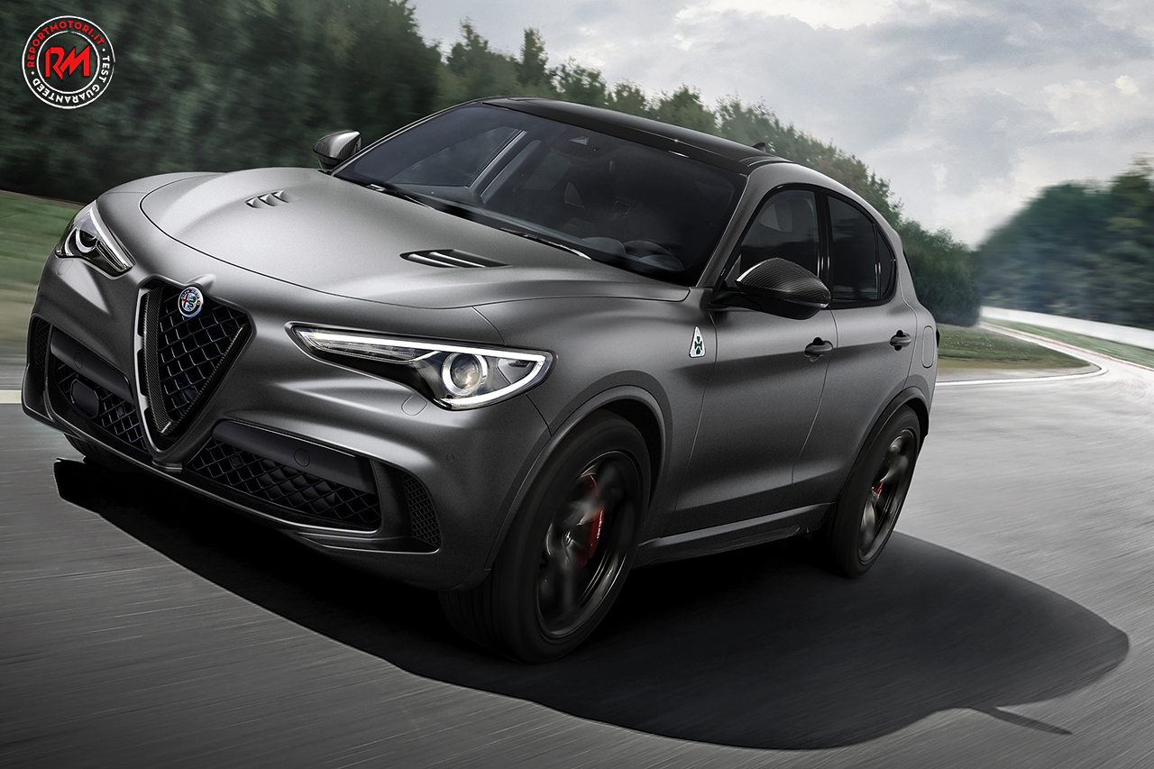 alfa romeo stelvio quadrifoglio nurburgring edition. Black Bedroom Furniture Sets. Home Design Ideas