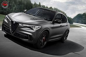 Alfa Romeo Stelvio Quadrifoglio Nurburgring Edition