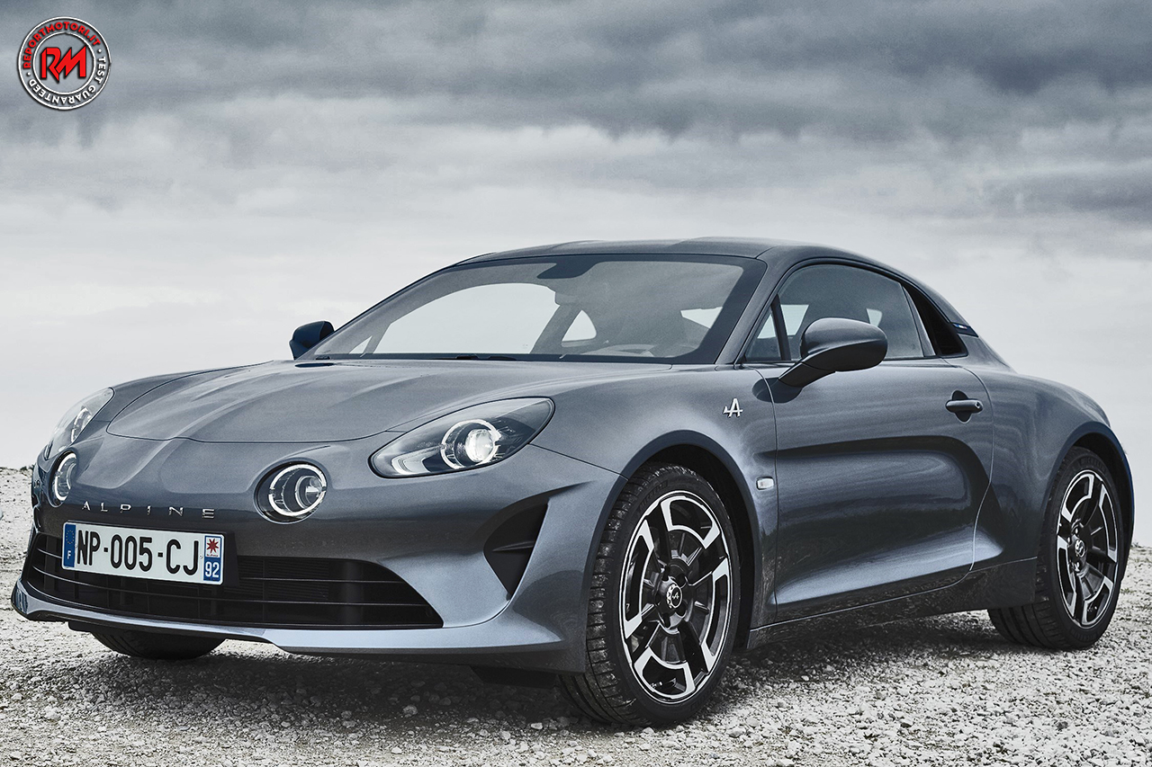 la leggenda continua nuove alpine a110 pure e alpine a110 l gende. Black Bedroom Furniture Sets. Home Design Ideas