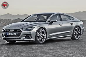 Nuova Audi A7 Sportback: al via la prevendita