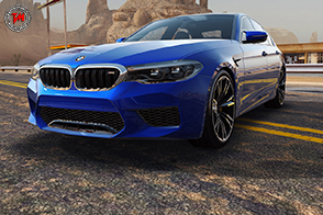 La nuova BMW M5 protagonista in Need for Speed No Limits