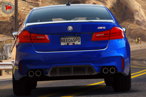 BMW M5 , Need for Speed No Limits
