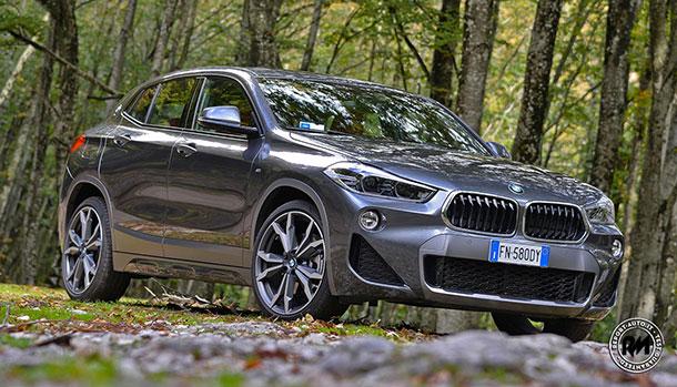 BMW X2 xDrive 25d M Sport X