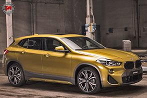 Solo cinque esemplari destinati all'Italia per la BMW X2 Rebel Edition