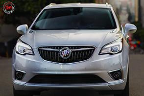 Qualità e sicurezza per la rinnovata Buick Envision 2019