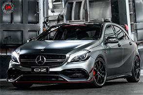 Veloce GT, la nuova ruota OZ della famiglia sport per compatte sportive