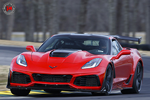 Una Chevrolet Corvette ZR1 da record al Virginia International Raceway
