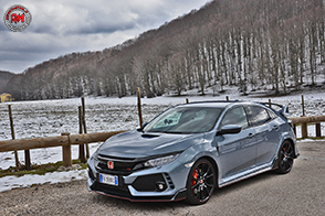 Nuova Honda Civic Type R: anima ribelle!