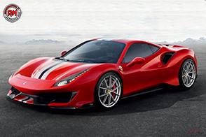 Ferrari 488 Pista: il nuovo mostro del Cavallino Rampante