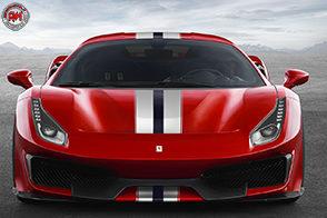 720 cavalli e velocità massima di 340 km/h: Ferrari 488 Pista
