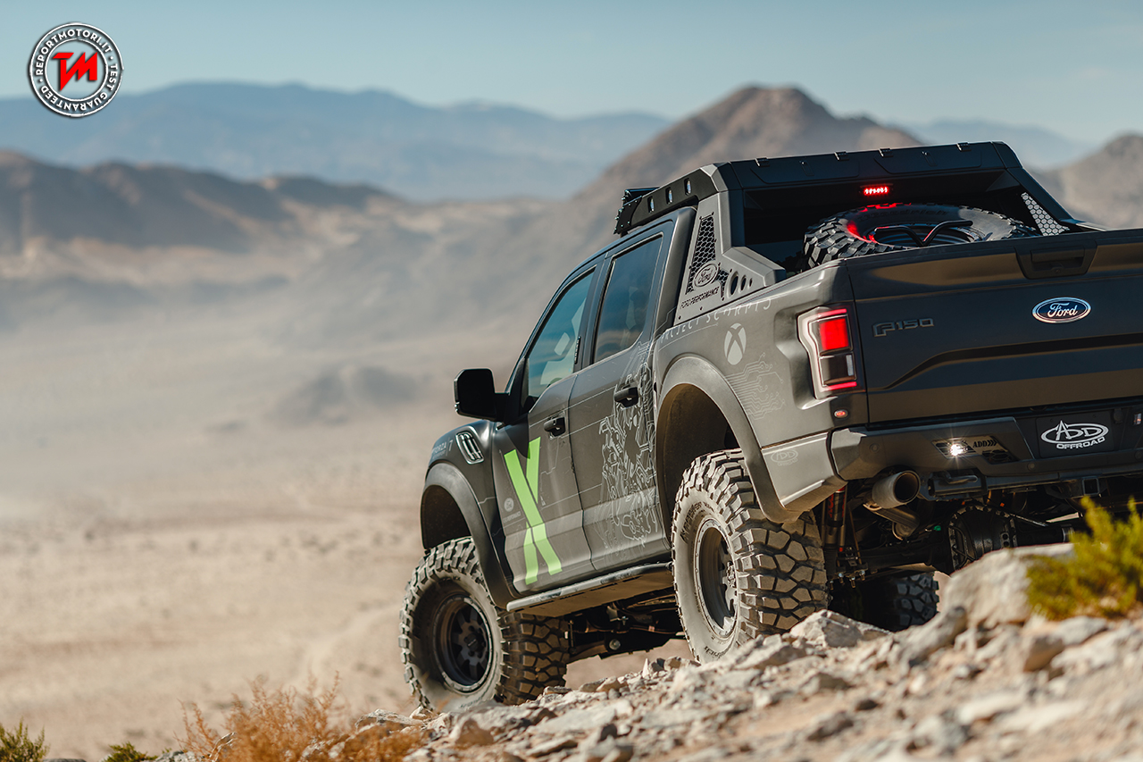 2017 Ford F 150 For Sale >> Disponibile in Forza Motorsport 7, il Ford F-150 Raptor Xbox One X Edition
