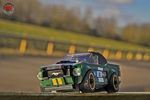 Ford, LEGO e il team Rally M-Sport celebrano la vittoria di Fiesta WRC