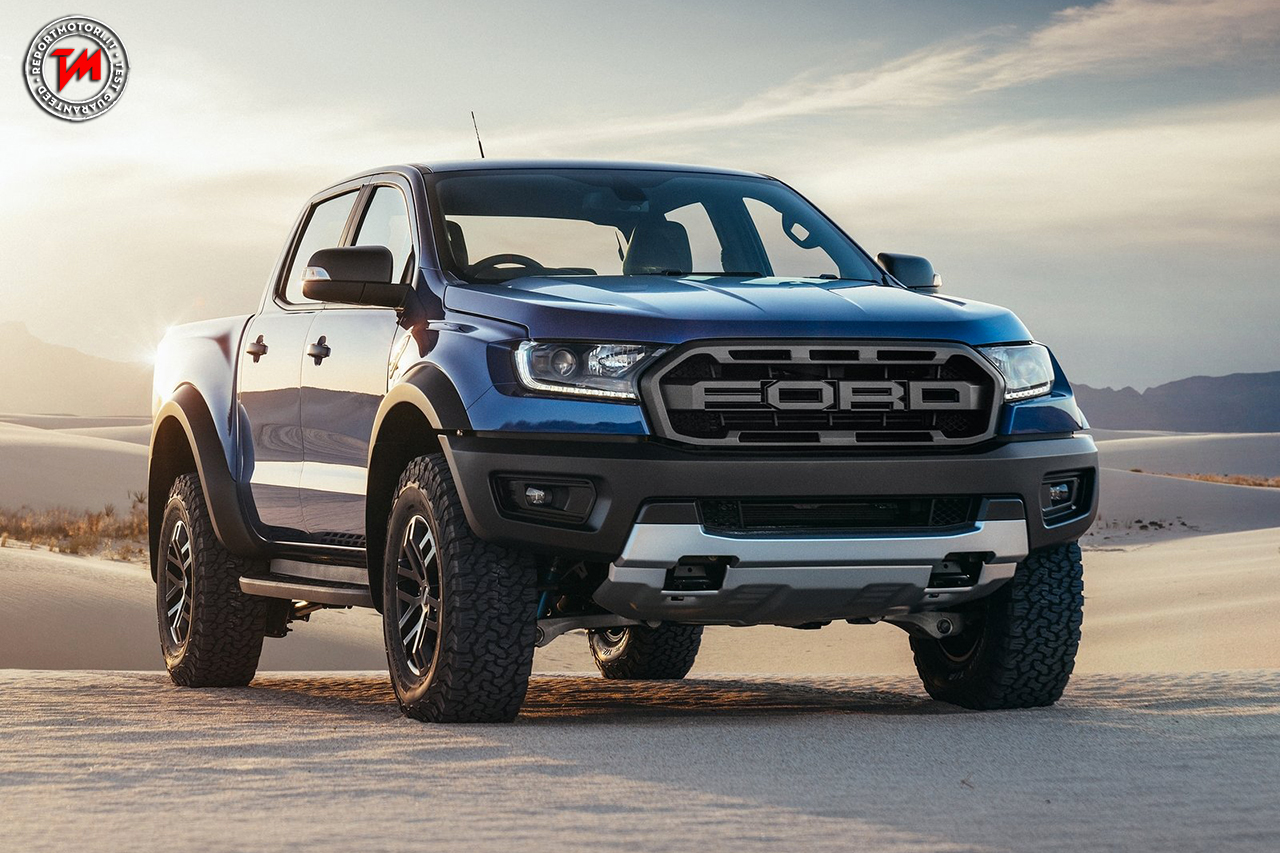 un pick up estremo veloce e cattivo il nuovo ford ranger raptor. Black Bedroom Furniture Sets. Home Design Ideas