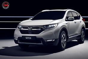 Honda pronta al debutto europeo del CRV di nuova generazione