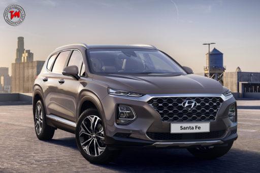 Nuova Hyundai Santa Fe