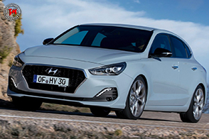 Sicurezza e stile per la nuova Hyundai i30 Fastback