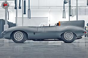 Dopo oltre 60 anni Jaguar costruisce una nuova D-type da corsa