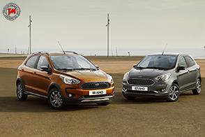 Nuova Ford KA+ Active: la nuova versione crossover di ispirazione SUV