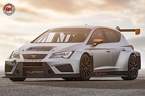 E' pronta per le competizioni la nuova SEAT Leon CUPRA R ST