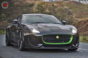 Realizzata su meccanica Jaguar, la Lister Thunder punta sull'esclusività!