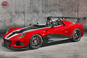 Leggerezza e potenza per la formidabile Lotus 3-Eleven430