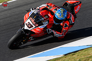 Test conclusi per il Team Aruba.it Racing Ducati: ottima performance per Marco Melandri