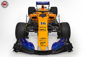 La McLaren ha svelato la sua nuova monoposto di Formula 1: laMCL33