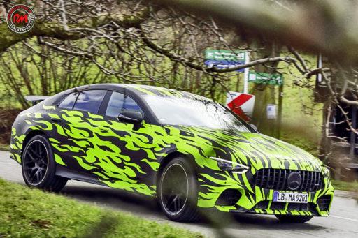 Mercedes-AMG GT quattro port