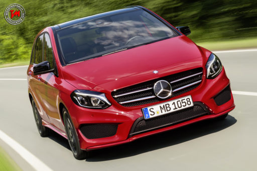 Mercedes-Benz Classe B TECH Limited Edition