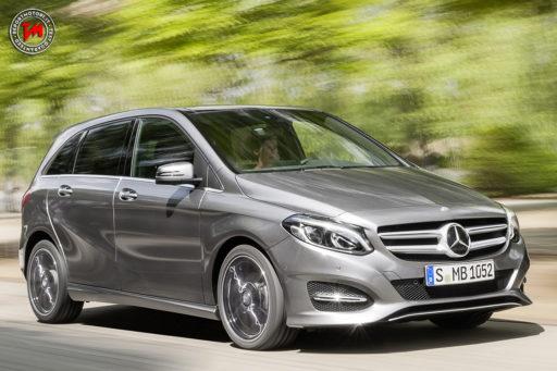 Mercedes-Benz Classe B TECH Limited Edition