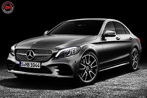 Elettronica avanzata per la nuova Mercedes-Benz Classe C