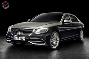 Nuova Mercedes-Maybach S Model Year 2019
