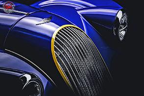 Rinasce il marchio Morgan con la Plus 8 50th Anniversary Edition