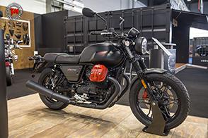 Ritorno alle origini per la ricercata Moto Guzzi V7 III Carbon