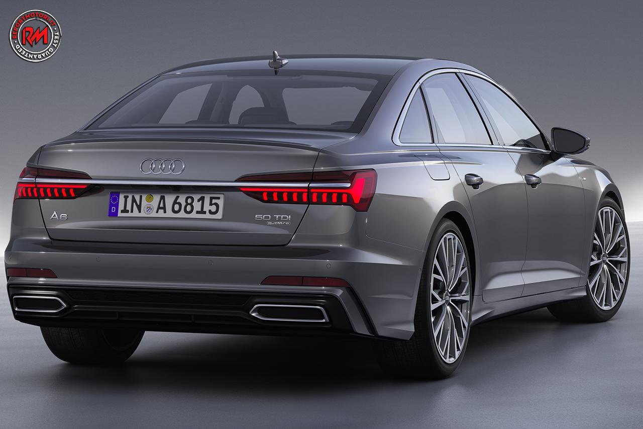 Classe E Tecnologia Superiore Per La Nuova Audi A6