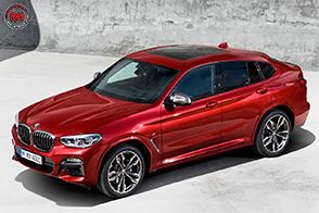 Tra innovazione e dinamismo: arriva la nuova BMW X4